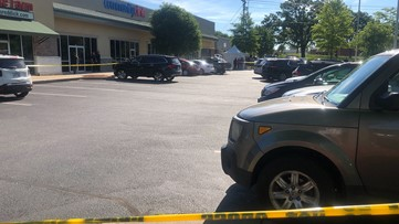 Man shot by U.S. Marshal in Fayetteville early Monday morning