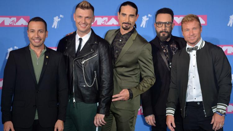 Backstreet Boys Walmart AMP concert rescheduled to June 2021