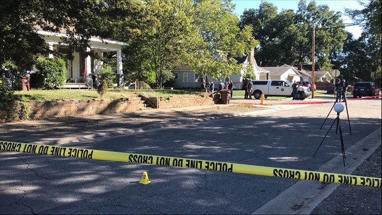Police: Fort Smith officer stabbed in the neck, three others killed in domestic violence attack