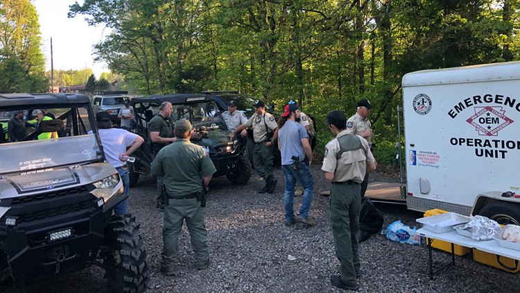 Man missing over 35 hours after driving dirt bike off embankment found safe in Arkansas