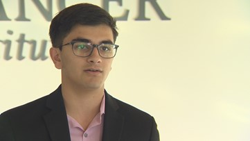 Teen 'Jeopardy' champion donates over $10,000 to cancer institute in honor of Alex Trebek