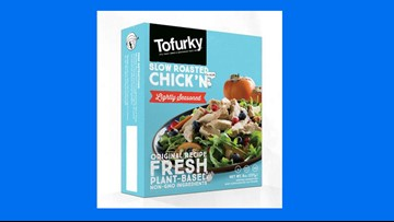 Oregon-based Tofurky sues Arkansas over meat-labeling law