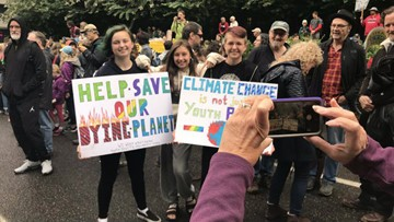 Hundreds sign pledge to not have children during climate crisis
