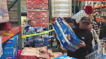 COVID-19 preps: Why are  people stocking up on toilet paper?