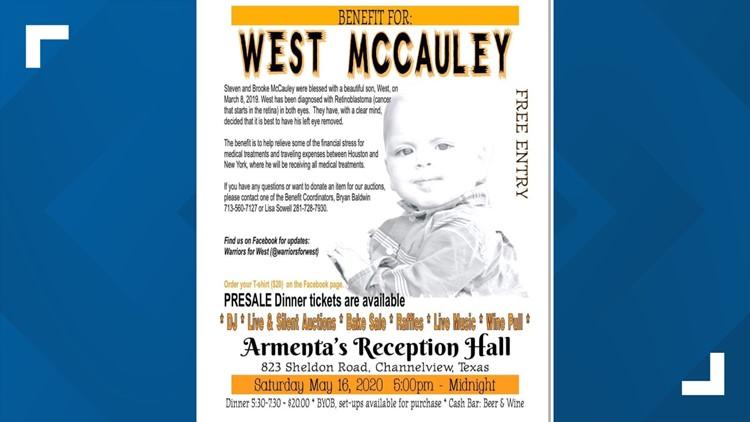 west mccauley benefit