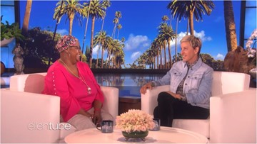 Manvel woman who won hearts on Ellen diagnosed with stage 4 breast cancer