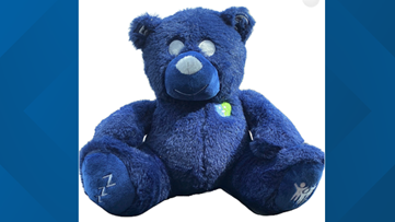 This teddy bear helps nonverbal, autistic kids talk to their parents