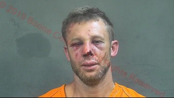 Man broke into home to snatch little girl but grandpa wasn't going to let that happen