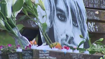 Nirvana's Kurt Cobain died 25 years ago Friday