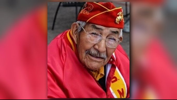 Navajo Code Talker Alfred K. Newman dies at 94 in New Mexico