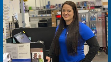 'It all happened so fast': Best Buy employee saves customer's life