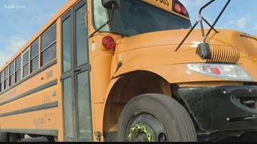 Arkansas law requires communities to enforce seat belts on school buses