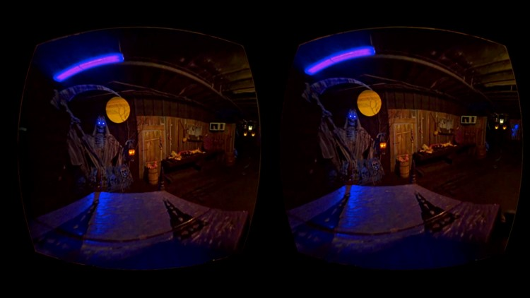 <p>Haunted house dark rides were the immersive VR of the early 20th-century. This Halloween, a new form of historic preservation is being used: recording them in 3D video.</p>