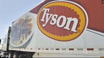 Delta Network Food Bank, Tyson to distribute 40,000 pounds of chicken to Pine Bluff citizens