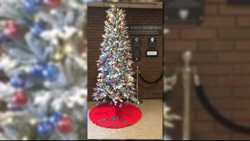 '149 stories' | Police Christmas tree honors officers, firefighters killed in the line of duty