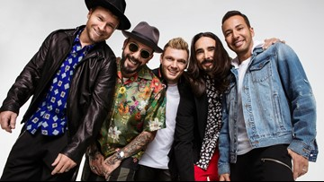 Backstreet Boys to perform at the Walmart AMP in August 2020