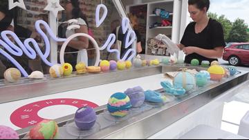 Lush brings fun, colorful bath bombs to SoMa pop-up shop