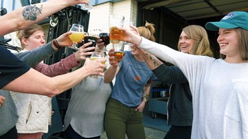 Arkansas female brewers celebrate International Women's Day for a cause