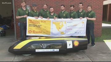Arkansas Tech students build 993 MPG car