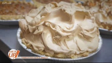 Eat It Up- Charlotte's Eats and Sweets