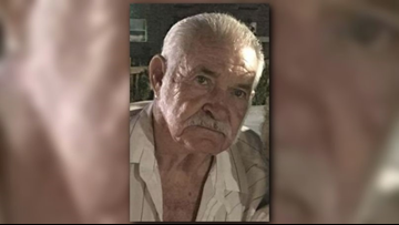 Silver alert activated for missing 81-year-old Louisiana man