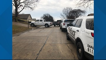 Sherwood police investigating possible double homicide on Markhaven Drive