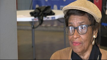 First African American woman hired by Pine Bluff FD honored