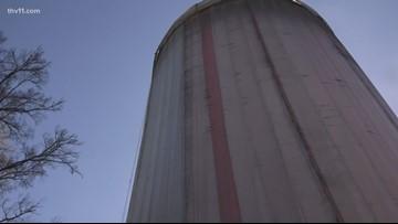 Water tower redo brings Malvern community together