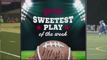 Congrats to Pine Bluff for winning Yarnell's Sweetest Play of week ten!