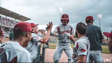 Western-Division champion Razorbacks claim two-seed in SEC Tournament