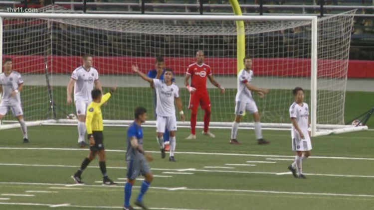 Rangers fall in penalty kicks to Demize NPSL