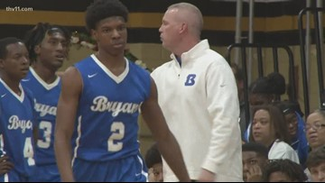 Bryant keeps rolling with road win over Central
