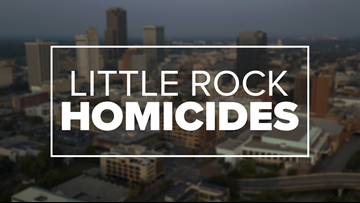 Cataloging the Little Rock homicides of 2019