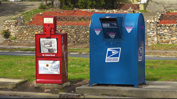 Mail theft on the rise in Garland County, police say thieves are searching for checks