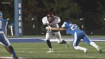 Sylvan Hills win Yarnell's Sweetest Play of the Week for week 10