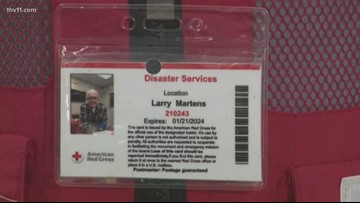Arkansas Red Cross volunteer uses counseling experience to help those affected by Dorian