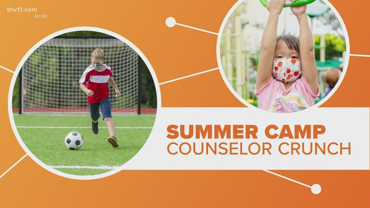 Summer camp counselor shortage   Connect the Dots