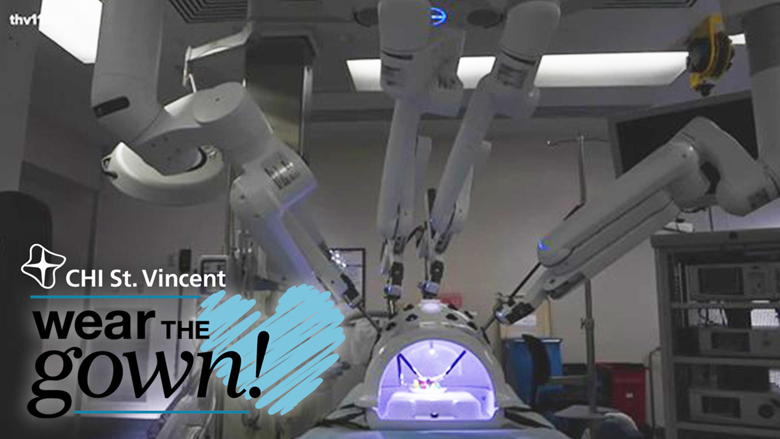 Robotic Colon Cancer Screenings | Wear the Gown