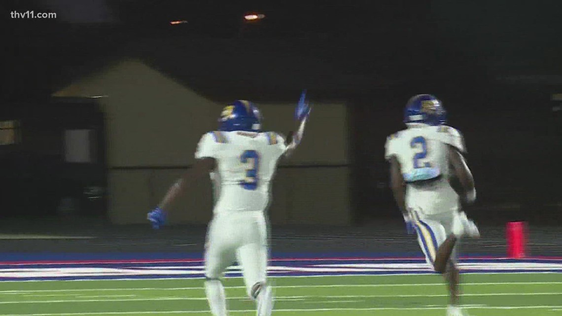 North Little Rock wins Sweetest Play