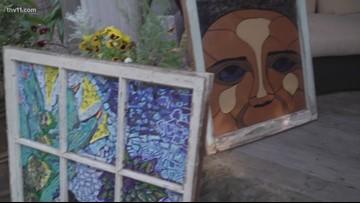 The Bernice Garden transforming grounds in gallery