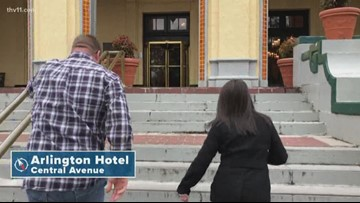 Taking a look at Hot Springs and its storied history
