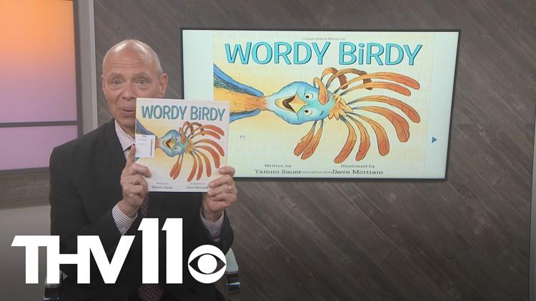 Craig O'Neill reads Wordy Birdy by Tammi Sauer