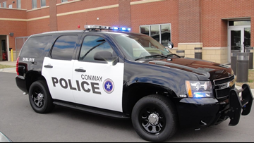 Conway police officer placed on leave after accidentally shooting teenager