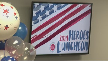 Students honor first responders for 9/11
