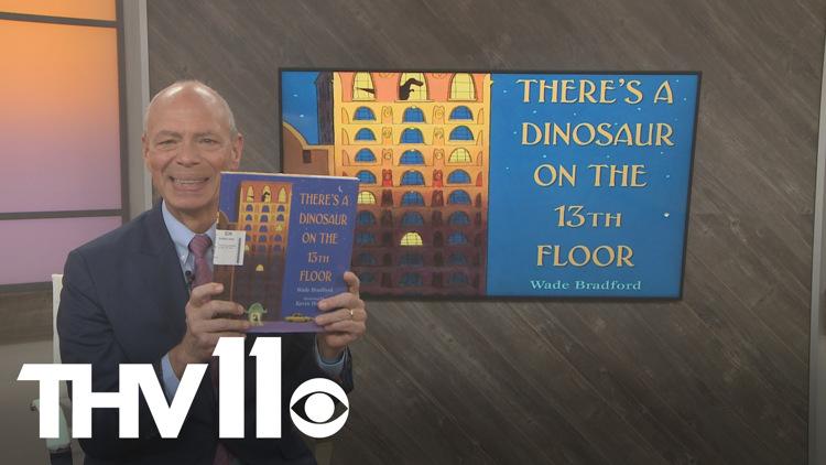 Craig O'Neill reads Dinosaur on the 13th Floor by Wade Bradford