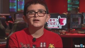 13-year-old Jacob is looking for a forever family in his game of life