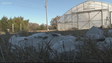 Unseasonable frigid temperatures causing local farmers to worry