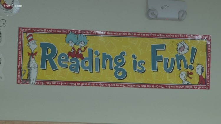 Warren Dupree Elementary shows faces and phases of Reading Roadtrip