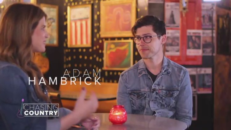 Adam Hambrick Interview