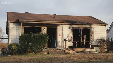 North Little Rock police investigating house fire as homicide